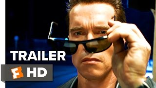 Terminator 2: Judgment Day 3D Trailer #1 (2017) | Movieclips Trailers