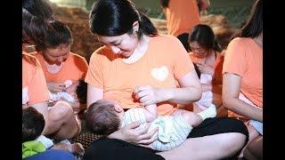 강동구, '세계 모유수유 주간' 캠페인 열려