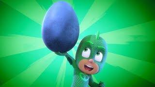 PJ Masks Episodes - BEST OF GEKKO - ☘️Go Green Gekko Special - Cartoons for Children
