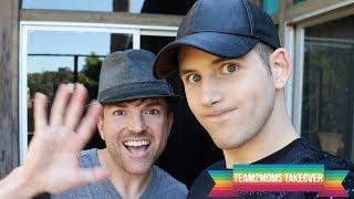 Gay Dads Having Twins via Surrogacy | DITL w/ McHusbands