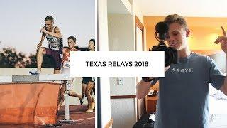 Austin is weird (Texas Relays 2018)