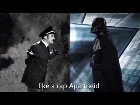 Adolf Hitler vs. Darth Vader All 3 Epic Rap Battle Of History