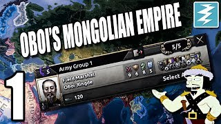 WHAT IF MONGOLIA EMPIRE EXISTED TODAY? [1] Hearts of Iron IV HOI4
