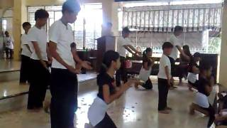 BRGY. AS-IS DOXOLOGY DANCE - THE PRAYER