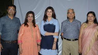 Twinkle Khanna At NGO Angel Express Foundation