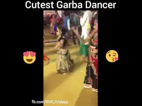 Cute girl super dance