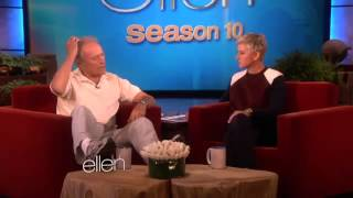Clint Eastwood on Criticism, Gay Marriage and his Daughter