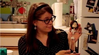 Puppets are Cool! - Doctor Puppet Behind the Scenes