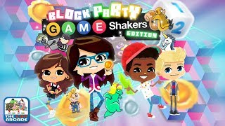 Block Party: Game Shakers Edition - Play a Game Shakers Style Board Game (Nickelodeon Games)