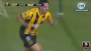 Guaraní (PAR) 1 x 1 Grêmio - Fox Sports Brasil