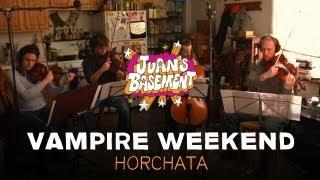 Vampire Weekend - Horchata - Juan