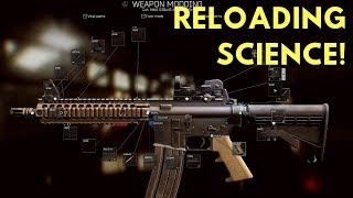 Everything You Need To Know About Reloading || Escape from Tarkov Science