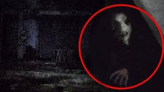 REAL MONSTER Caught On Camera in ABANDONED OFFICE   Ghost Videos 2017