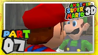 Another Super Mario 3D - Part 7 - Family Reunion!