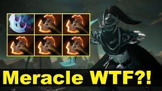 Meracle WTF x5 BattleFury + Rampage - Phantom Assassin - Dota 2