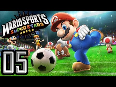 VICTOIRE ÉCRASANTE AU FOOT MARIO SPORTS SUPERSTARS 05