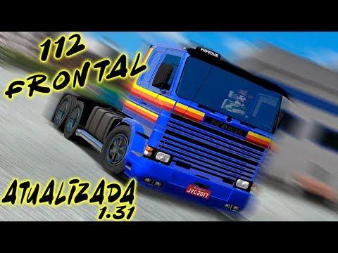 Xxx Mp4 Scania 112H Frontal Atualizada Para A Versão 1 31 Xx Do ETS 2 3gp Sex