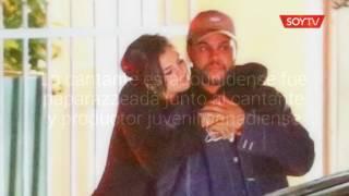 Encontró el amor: Selena Gomez fue sorprendida besándose con The Weeknd