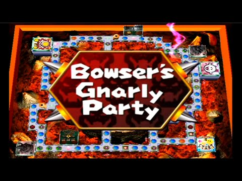 Drunk SGB Play Mario Party 4 Bowser s Gnarly Party