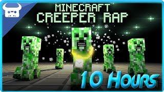 MINECRAFT CREEPER RAP | Dan Bull  (10 Hours)