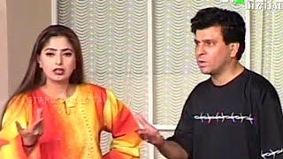 Tariq Teddy and Tahir Anjum New Pakistani Stage Drama Full Comedy Funny Clip