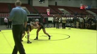 WM 51 KG - 3rd - Savanna Nobile (LNDWD) vs. Marina Sanchez (King)
