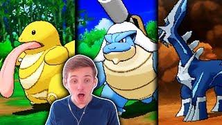 SHINIES, MEGAS, LEGENDS GALORE! | Pokémon Ultra Sun and Moon Randomizer Nuzlocke TRIPLE THREAT #22