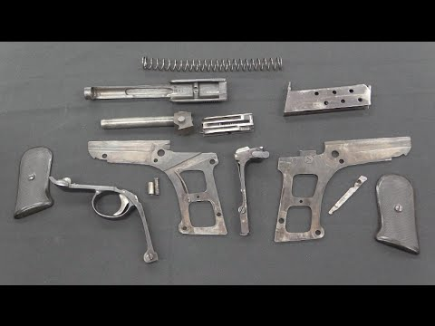 Xxx Mp4 The Jager Pistol And Its Complex Reassembly 3gp Sex
