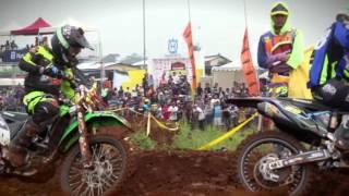 Highlight Final Kejurnas Indonesia Motocross 2015 - Circuit Gor Pekan Sari Cibinong