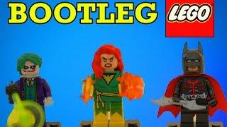 Bootleg LEGO Minifigure Haul!
