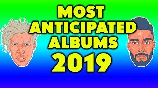 MOST ANTICIPATED ALBUMS OF 2019 (Jungle Beats)