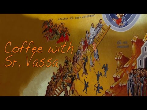 Coffee with Sister Vassa Ep.24 (Week 5 of Lent / Reading Scripture)
