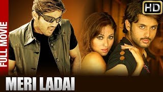 Meri Ladai Full Hindi Dubbed Movie | Nitin | Sada | 2016 Latest Hindi Movies | Indian Films