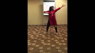 HUM KO AAJ KAL- SAROJ KHAN Dance Contest