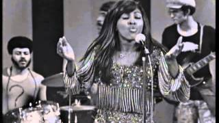 Ike & Tina Turner- Proud Mary-Live TV (1971)