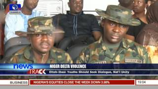 Niger Delta Violence: Etteh-Ibas Says Youths Should Seek Dialogue, Nat'l Unity