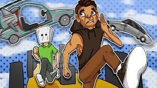 GTA 5 - Donkey Kong Missions, Deathrun Car Rumble, Save Frank!