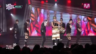 방탄소년단_We Are Bulletprof PT.2 (We Are Bulletprof PT.2 by BTS@M COUNTDOWN 2013.7.25)