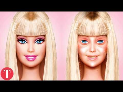watch 20 Things You Didn't Know About The Barbie Doll