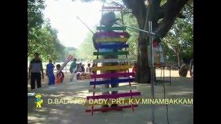 D.BALA JOY DADY, PRT, K.V.MINAMBAKKAM - FANCY DRESS (XYLOPHONE)