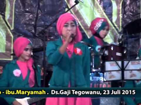 Qasidah Full Album 2016 - Annisa Orkes Putri