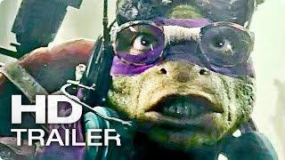 TEENAGE MUTANT NINJA TURTLES Official Trailer 2 | 2014 TMNT Movie [HD]