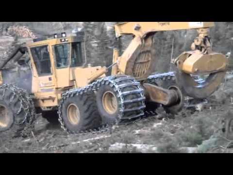 Tigercat 635D