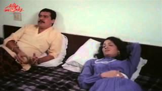 Hema Seperates From Jhony - V I P Malayalam Movie Scene