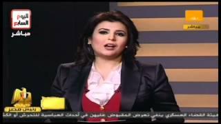 مني الشاذلي مناظرة أبو الفتوح و موسي محايدة تماماً