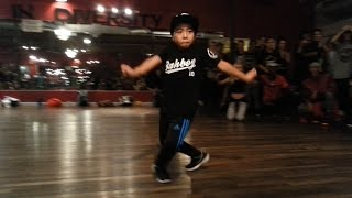 8-year old Aidan Prince kills Major Lazer choreography by Tricia Miranda | Jet Blue Jet