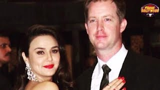 Preity Zinta's Hubby Gene Goodenough Upset With Her Unruly Behavior?   Bollywood News