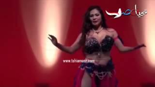 الرقصمة المظ منافسة صافيناز