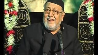 Maulana Mirza Mohammed Athar, Majlis 9, Mahe Moharram 2012/2013, Venue = Mogul Masjid (Mumbai)9