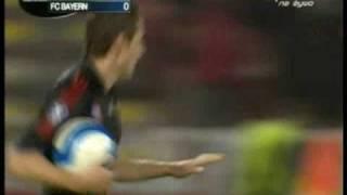 Crvena Zvezda - FC Bayern - Klose fantastic goal
